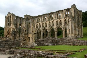 Rievaulx Abbey 1 - Stock by OghamMoon