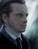 Moriarty by RussianVal