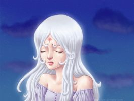 Lady Amalthea by ChildOfMoonlight