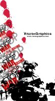 STOP THE WAR1 by razangraphics