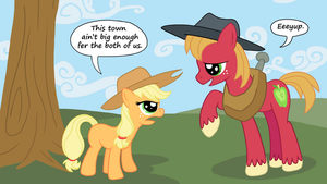 This Town Ain't Big Enough by TranquilMind