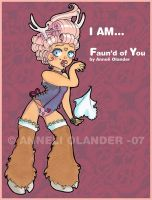 Faun'd of you 2 by OhAnneli