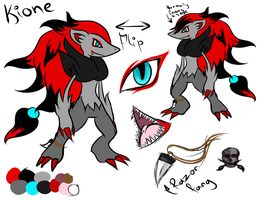 Kione reference by Emmlin