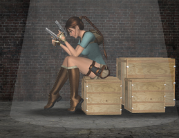 Thinking by tombraider4ever