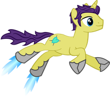 BRJ's Ponified OC by Java--Jive