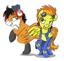 High Wing, Bro by sophiecabra