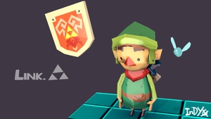The Legend Of Link by IndianaJonas