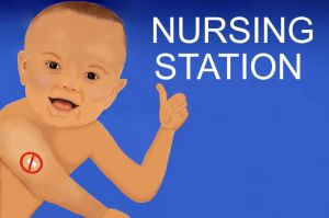 PSU Nursing Station by rb5374