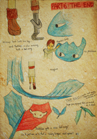 HTTYD Hiccup + Toothless PART7 by vivsters