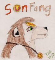 SunFang by THEoriginalKID