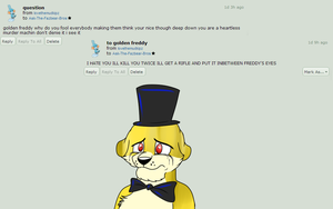 Question 88 by Ask-The-Fazbear-Bros