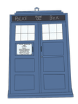 Doctor Who - The TARDIS by PokemonBWishesCilan