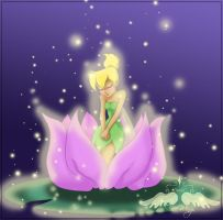 Peter Pan: Tinkerbell by FreeWingsS