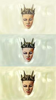 The Queen (Charlize Theron) by saysoifyouwantto
