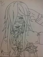 Reference Sketch Grell by lune-brues