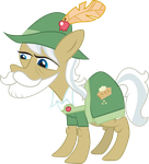 Uncle Apple Strudel by SirCxyrtyx