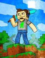 Minecraft Me by Finfrock