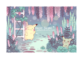 Secret Garden by Paleona