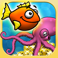 Treasure Reef App Icon by Pimpernell