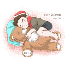 Merry Christmas 2014 by omon87