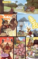 TORTOISE AND HARE part3 pg5 by MikeLuckas