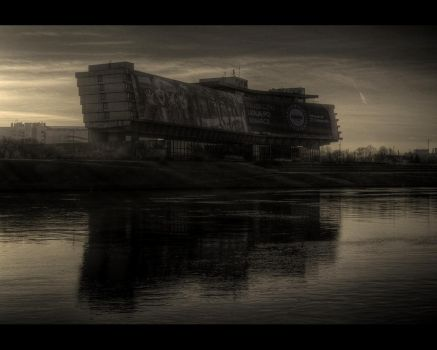 Ghosts of the future lost by Beezqp