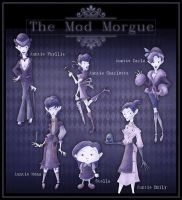 The MOD Morgue by blue-fusion