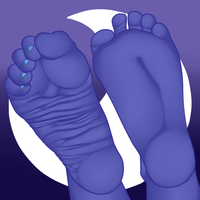 Paw Day Icon - Luna by SplashyD