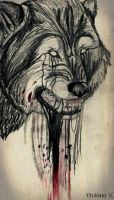 Wolf by ViviMaslow