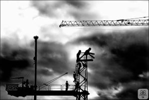 builders of the sky by guldogan