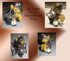 My Little Pony: Steampunk by noonetells