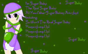 The Real Sugar Baby by Digiko-Lumina-Ohara