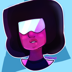 Garnet by Melabrook