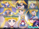 REQUEST: Sailor Moon Crystal by Lady1Venus