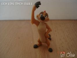 Lion King Disney Store Timon Figure by OliveTree2