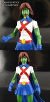 Young Justice Miss Martian Figure by Jin-Saotome
