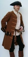 Pirate Baroque costume 15 by JanuaryGuest