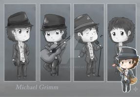 AGT_Michael Grimm 2 by Angel-soma