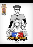 Patintero Issue 1 by kaicastle