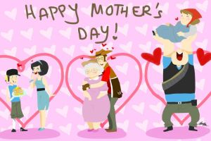 Happy Mother's Day! (TF2) by Deeyadee