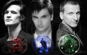 Nine Ten Eleven doctors by Ferrlm