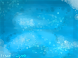 Innocent Clouds. by Suona-Chan