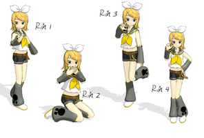 DOWNLOAD - Poses 1 by Drachryn