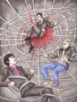Sherlock---Caught in the Web by BrerBunny13
