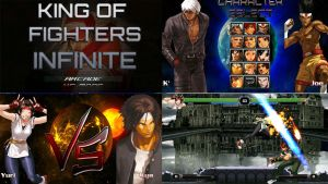 King of Fighters Infinite Rld by anubis55