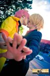 Gravitation Cosplay - Sunset Kiss. by emitatufan