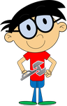 Edward (The Loud House Style) by ETSChannel