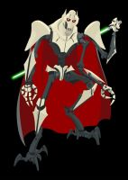 General Grievous by witchking08