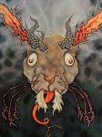 Lord of  the Jackalopes by bbyoung1971