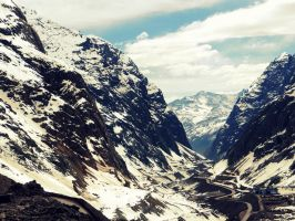 Andes by Fco-G